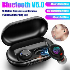 Bluetooth 5.0 Headset TWS Wireless Earphones Mini Earbuds Stereo Headphones Hot