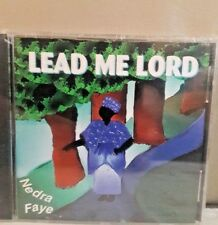 LEAD ME LORD By Nedra Faye - (CD)