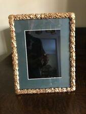 "Elias Artmetal Gold 8"" x 10"" Oak Leaf Frame for MMA Metropolitan Museum Mint!"