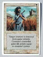 MTG MINT Summer Magic Swords to Plowshares, NO RESERVE!!!