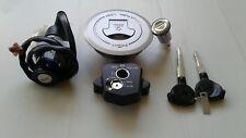 Honda CBR125R Ignition Lock Barrel, Keys Fuel Cap & Seat Lock Set  2011-2018