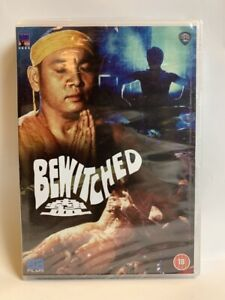 BEWITCHED rare UK 88 Films DVD Shaw Bros cult 80s Hong Kong horror kung fu