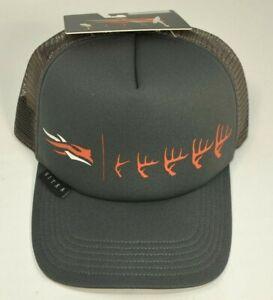 Sitka Trucker Cap Hat Evolution Whitetail Snapback Meshback Lead OSFA Big Game