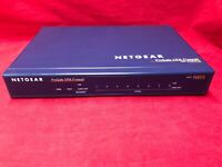 Netgear ProSafe 8-Port Gigabit VPN Firewall FVS318 with Power Adapter DV-1280-3