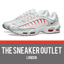 NEW Men's Nike Air Max Tailwind 4 IV UK Size 8.5 White Trainers EUR 43 AQ2567400