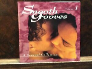 Smooth Grooves Volume 1: A Sensual Collection CD- Excellent
