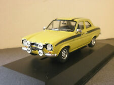 Vanguards VA09520 Ford Escort MK1 Mexico in Daytona Yellow 1/43rd Scale
