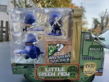 Awesome Little Green Men 4 Starter Pack Series 1 MarksMen Squad Figures