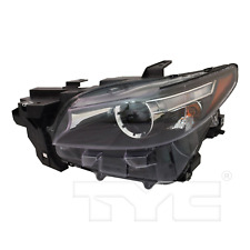 Headlight Front Lamp for 16-19 Mazda CX-9 w/o AFS Bi-LED Left Driver
