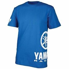 ONE INDUSTRIES YAMAHA RACING TUNED T SHIRT - BLUE