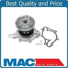 93-03 Ram Pick Up 5.2L 100% New Tested Water Pump & Fan Clutch ( HD MAX COOL )