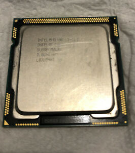 Intel Core i5 760 - 2.8 GHz (BV80605001908AN) Processor