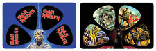 Iron Maiden Album Covers PikCard Collectible Guitar Picks (4 picks per card) a