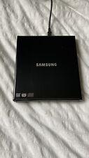 Samsung External DVD SE-S084 / SES 084 - DVD PLAYER / DVD RE-WRITER - VGC