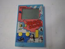 Rare Casio CG-82 Penguin Junior gioco elettronico tipo game watch handheld