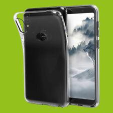 Für ZTE Blade V10 Vita Silikon TPU Transparent Handy Tasche Hülle Etuis Cover