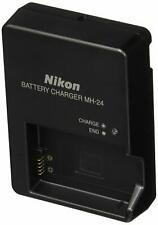 Genuine Original OEM Battery Charger MH-24 for NIKON D3400 D5500 D5600 Df