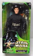 "DEATH STAR TROOPER STAR WARS Hasbro 2001 1/6th 12"" Action Figure NIP POTJ"