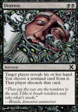 4x MTG: Distress - Black Common - 10th Edition - 10E - Magic Card