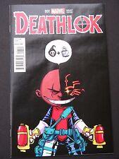 Deathlok #1 Young Variant 2014 Marvel Comics High Grade