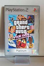 Grand Theft Auto: Vice City (Sony PLAYSTATION 2) Conf. Orig. + Istruzioni +