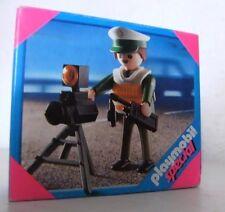 Playmobil 5 mal Beine Dino Hose Polizei Forscher Wildhüter  Cargo Baggy hell Playmobil