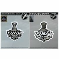 2019 Stanley Cup Final & 2011 Jersey Boston Bruins Patch Combo