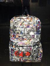 DC Comics Batman Logo Canvas Sports Messenger School Backpack Bag Cool Gift