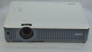 Sanyo PROxtraX Home Short Throw Office Cinema LCD Projector PLC-XU75 Untested