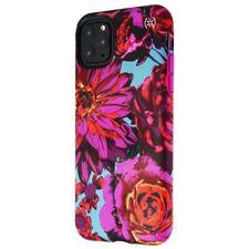 Speck Presidio Inked caso para iPhone 11 Pro Max-hyperbloom Lápiz Labial Mate/Rosa