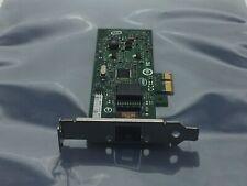 Intel EXP19301CTBLK Gigabit CT Desktop Network Adapter Card, Low Profile. PULLED