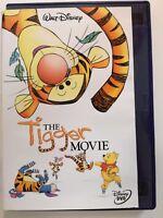 The Tigger Movie (Animazione 2000) DVD film di Jun Falkenstein
