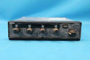 Used Piper PA-28-180 Garmin GTX-320 Transponder P/N: 011-00259-00 (26571)