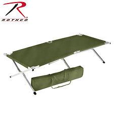 Rothco 4599 G.I. Type Oversized Folding Cot - Olive Drab