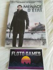 DVD ZONE 2 FR : Menace D'Etat - Sean Bean - Action - Floto Games