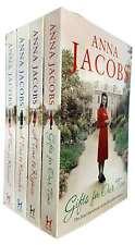 Anna jacobs rivenshaw saga series 4 books collection set, Anna Jacobs, New condi