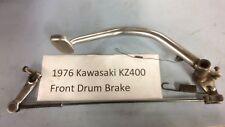 1976 Kawasaki Kz400 Rear Brake pedal and linkage