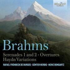 Fr?Hbeck de Burgos,Rafael - Serenades 1 & 2/Overtures/Haydn Variations - CD