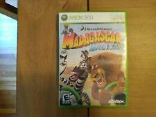 Madagascar Kartz Xbox 360 Complete