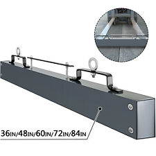 "Hanging Magnet Magnetic Sweeper 36/ 48/ 60/ 72/ 84"" Lifting Magnet for Forklift"
