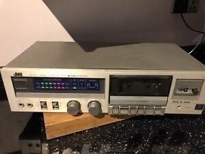 Vintage JVC KD-V22 Stereo Cassette Deck Dolby B.C NR Made in Japan