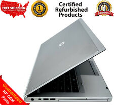 New listing Hp Laptop Elitebook 8460p i5 2.5Ghz 4Gb 500Hd Win10 Dvd With 1 Year Warranty