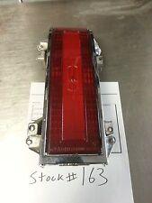76 77 Olds Cutlass 2 door right tail light lens lamp pass side quarter