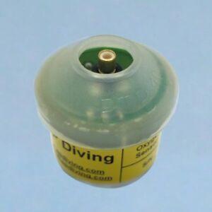 O2 Sensor Typ APD 14  AP Diving Inspiration coaxial connection
