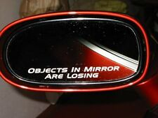 Objects in Mirror Are Losing Decals, set of 2