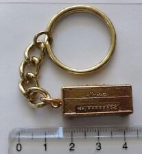 Future primitive Marshal Head amplifier 24k Gold plated Key chain