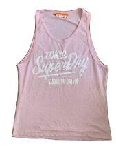 Superdry Oversized Vest Size XS