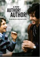 Author! Author! [New DVD] Dubbed, Subtitled, Widescreen, Sensormatic