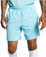 "NIKE Challenger 7"" Running Shorts sz Large Blue Outdoor Fitness Run Standard Fit"