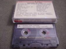 MEGA RARE Picket Line Coyotes DEMO CASSETTE TAPE Upholstery Van Songs GOURDS '89